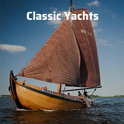 Rope selection advice for classic yachts
