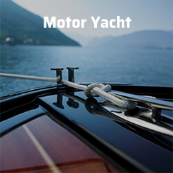 Rope selection advice motor yachts