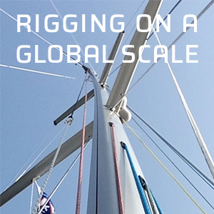 Rigging on a global scale