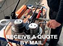 Receive a quote for your rigging