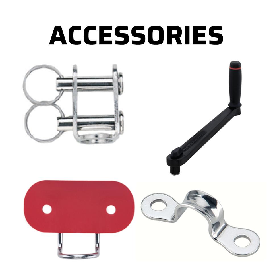 Harken accessories
