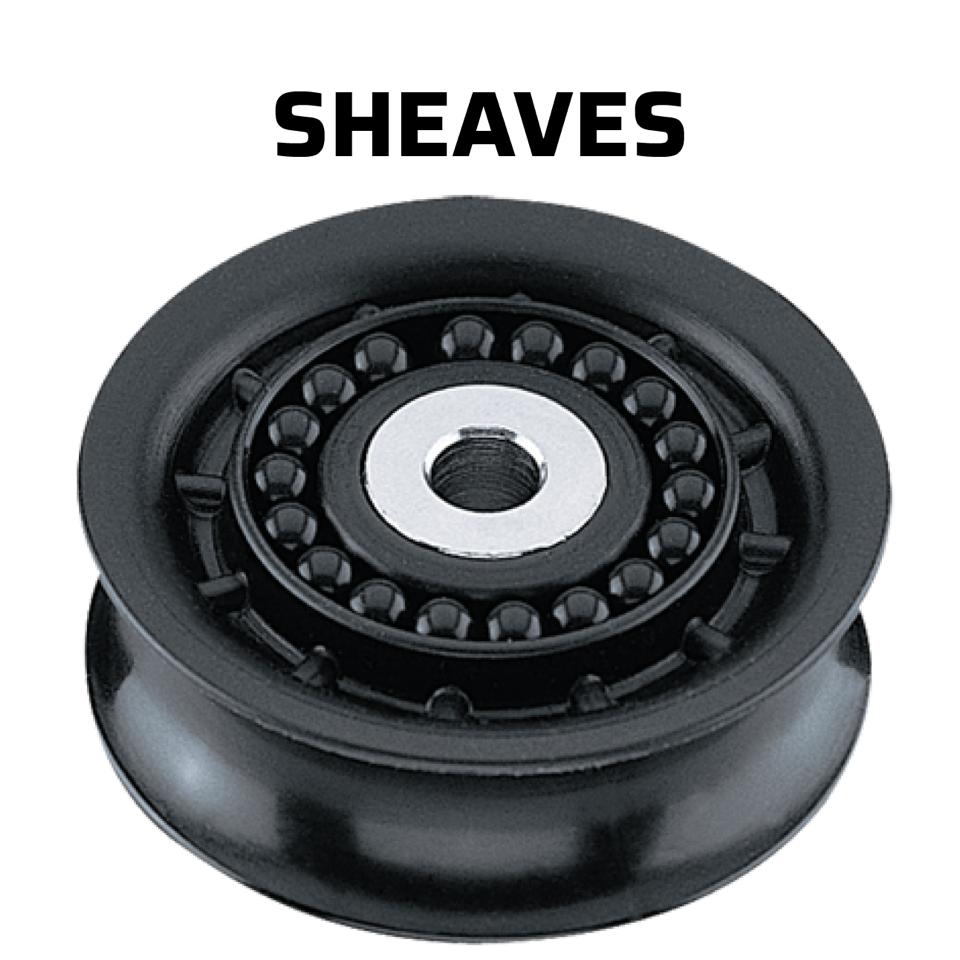 Harken sheaves
