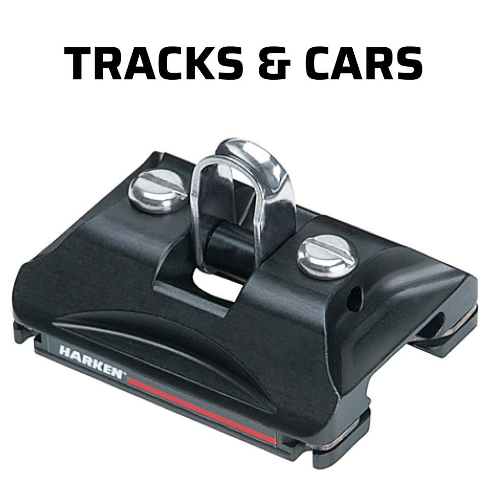 Harken tracks & cars