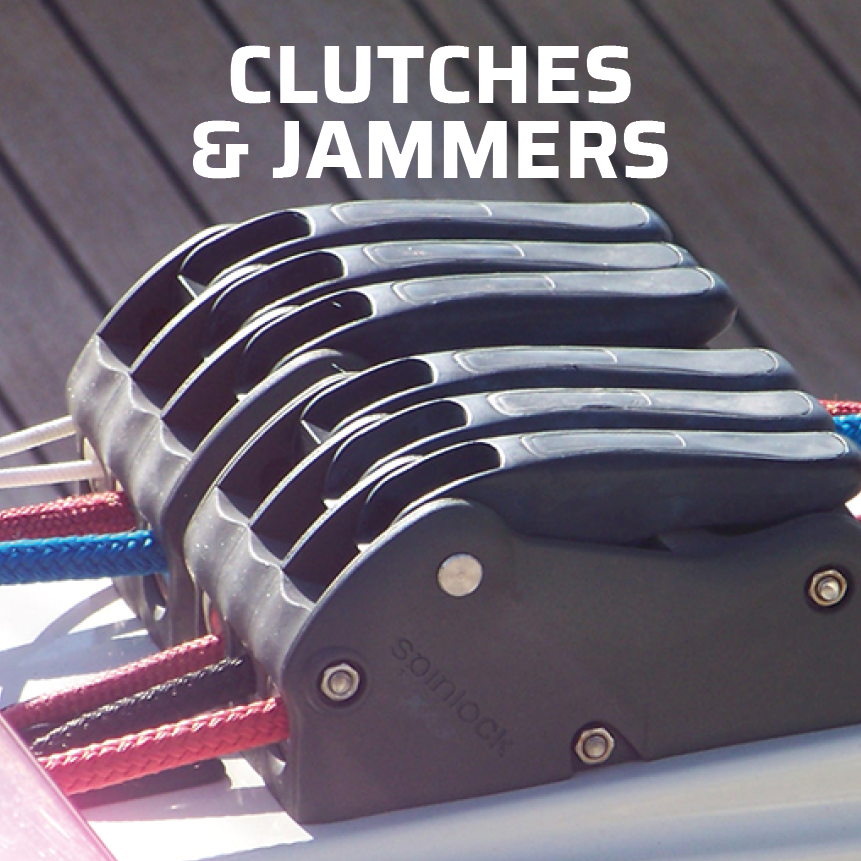 Spinlock clutches and jammers