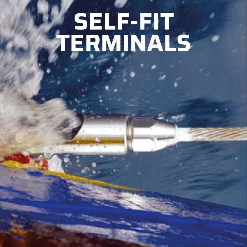 Sta-Lok swageless terminals