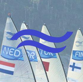 Finn boat ropes