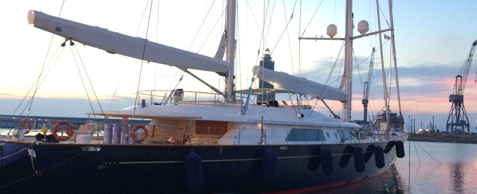 Rigging project Perrini Navi