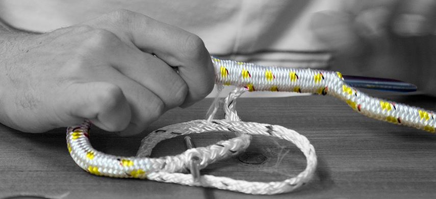 Splicing Modern Ropes